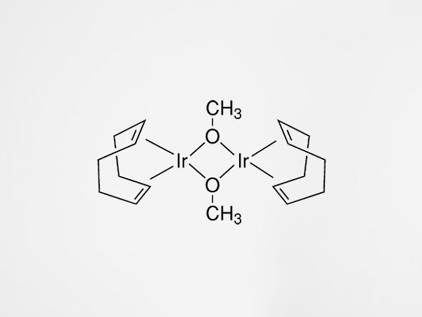 506.二聚体二(1,5-环辛二烯)二-μ-甲氧基二铱(I)