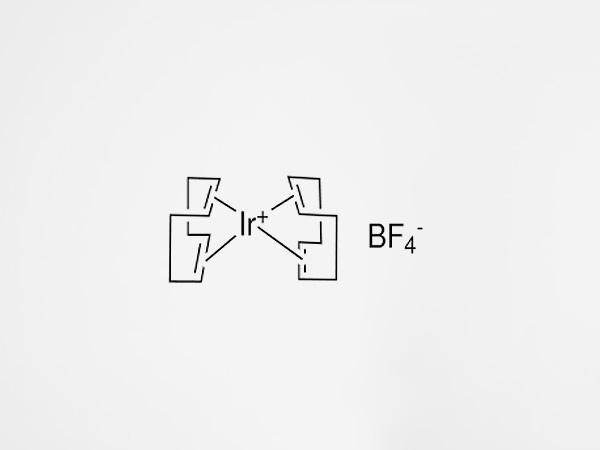 502 双(1,5-环辛二烯)四氟硼酸铱(I)