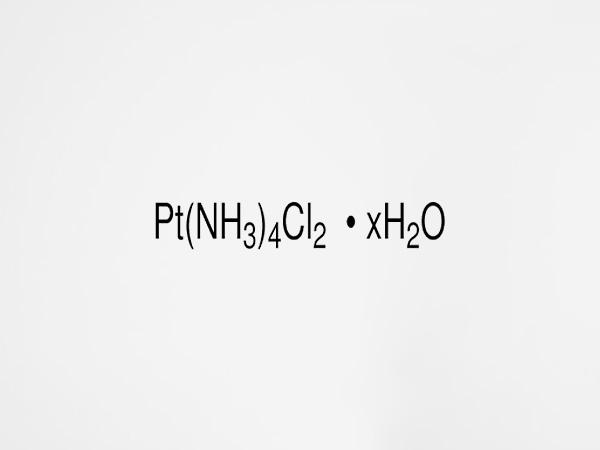 216  二氯四氨合铂