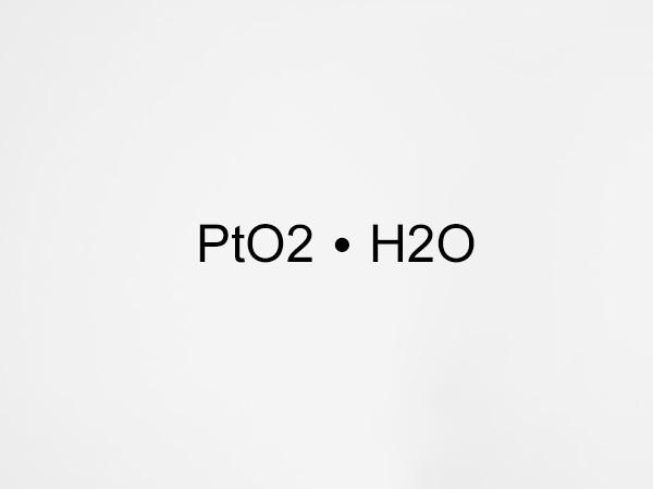 222.二氧化铂水合物